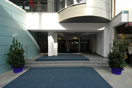 CCS Eingang