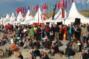 Surf World Cup - Zuschauer