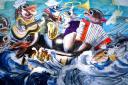 Fisch-Kunst