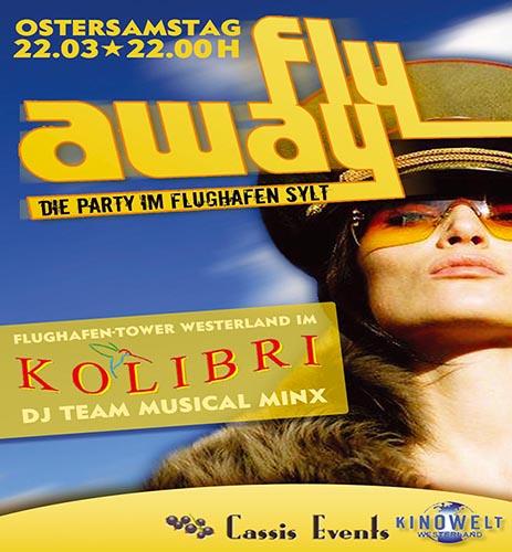 Oster Party im Restaurant Kolibri auf Sylt