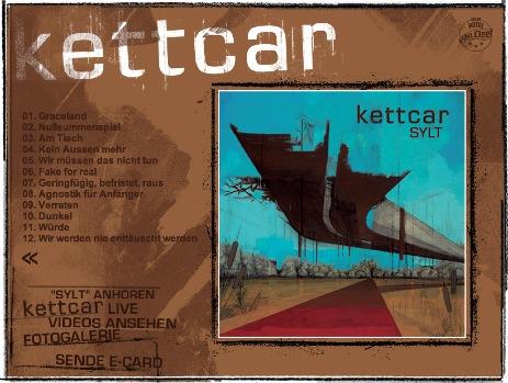 Kettcar Sylt Cover