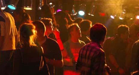 Bild einer Sylt Party aus 2007.