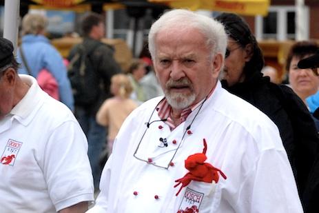 Gosch verschenkt Freibier zur EM 2008 Public Viewing Sylt