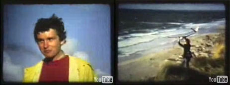 Segelflug auf Sylt - Video