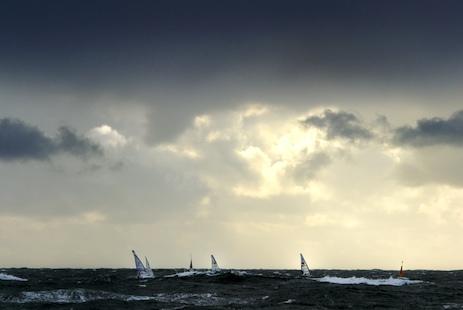 Bild Surf Worldcup vor Westerland