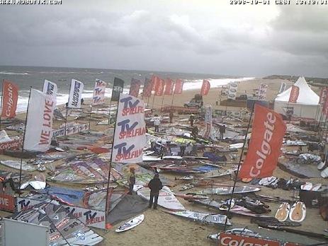 Webcam von Surfcup Sylt