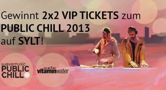 Public Chill 2013 auf Sylt